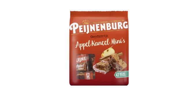 Ontbijtkoek Appel Kaneel Mini's Peijnenburg Peperkoek