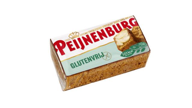 Ontbijtkoek Glutenvrij 285g Ongesneden Peperkoek
