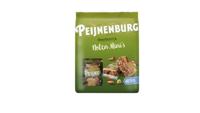 Ontbijtkoek Mini's Noten Peijnenburg Peperkoek