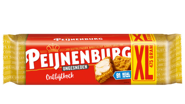Ontbijtkoek Naturel Ongesneden Peijnenburg Peperkoek 475g