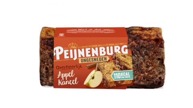 Ontbijtkoek Overheerlijk Appel Kaneel 450g Peijnenburg Peperkoek