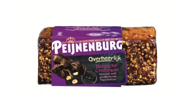 Ontbijtkoek Overheerlijk Belgische Chocolade 450g Peperkoek Peijnenburg