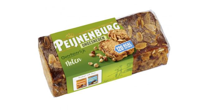 Ontbijtkoek Overheerlijk noten 450g Peijnenburg Peperkoek luxe