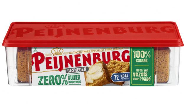 Ontbijtkoek Zero bewaarverpakking 475g geen suikers xylitol