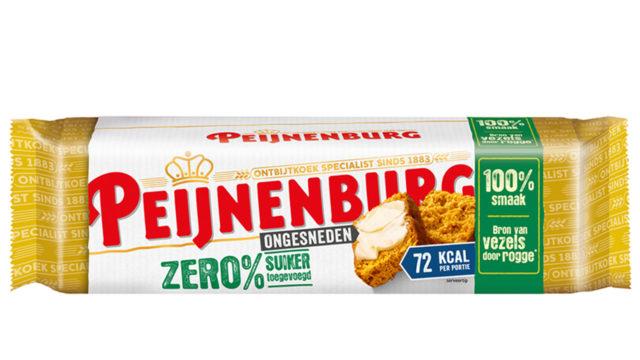 Ontbijtkoek Zero Ongesneden 475g Peijnenburg Geen Suiker Xylitol