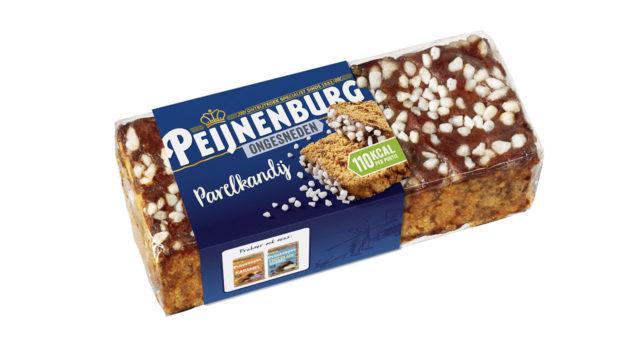 Parelkandij Ontbijtkoek Peperkoek Peijnenburg 465g