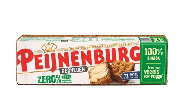 Zero Ontbijtkoek Peperkoek Peijnenburg 475g